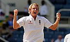 Knee Injury Ends Stuart Broad's Series