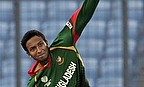 Shakib Leads By Example As Bangladesh Hit Back