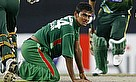 Dolar Mahmud Fined For Full-Pitched Bowling
