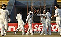 Gambhir Century And Late Wickets Hinder Bangladesh