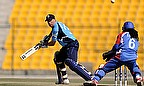 USA Shock Scotland In ICC WT20 Qualifier Opener