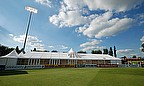 County Ground's Marquee: The Newest Facility In Derby