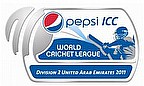 World Cricket League Division Two Fixtures Revealed