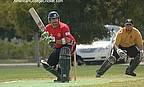 American College Cricket Player Makes Superb Debut For Canada