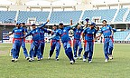 Afghanistan Shock Netherlands With Three-Wicket Win