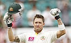 Michael Clarke Selected As ICC Test Team Of The Year Captain