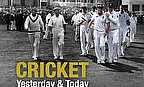 Cricket Yesterday And Today - Ian Valentine