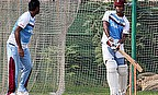 West Indies Warm-Up Match Rained Off