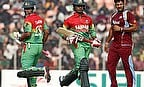 Bangladesh Break Record As They Demolish West Indies