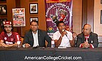Chanderpaul Makes Major American College Cricket Announcement