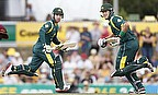 Watson Century Sets Up Australia Series Win