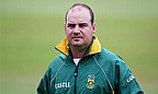 Mickey Arthur during his time as coach of South Africa
