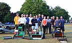 Dennis & SISIS Continue To Support Groundsmen