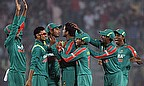 Bangladesh Seal Series With 40-Run Win