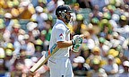 Stokes fell for 18, and Ian Bell, here, went for 19