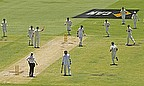 England were all out for 251 when James Anderson fell for two