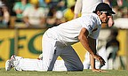 For Alastair Cook, and England, it was a chastening day