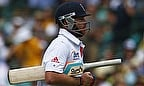 When Ian Bell departed for two, England were 23 for five
