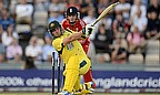 Aaron Finch hits out