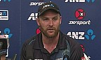 McCullum Full Of Praise For Senior Players
