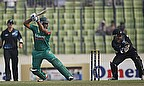 Tamim Iqbal hits out