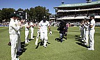 Graeme Smith given a guard of honour