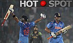 Hot Spot - WT20 Super 10s Underway
