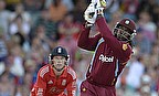 Chris Gayle hits out against England