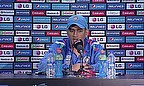 MS Dhoni talks in the post-match press conference after the ICC World T20 final