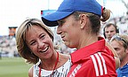 Clare Connor & Charlotte Edwards