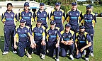 The winning Twenty20 team that topped their group
