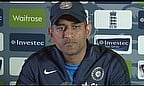 Cook, Dhoni Look Ahead To Opening Test