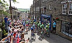 The Tour de France winds its way through Yorkshire