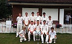 Farningham Under 15s finished their season with a 100 per cent record