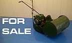 For Sale - Ransomes Marquis Mower