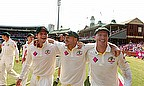 Steve Smith, David Warner & Brad Haddin