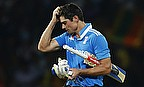 Alastair Cook departs for 32 as England's run chase faltered