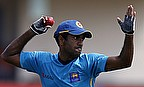 Dhammika Prasad Out Of World Cup With A Fractured Hand