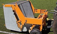 SISIS Tractor Mounted Cricket Wicket Sweepers