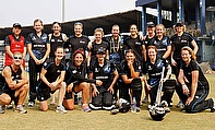 Eng/NZ Women In W. Indies