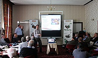Dennis and SISIS have concluded their 'on the green' spring seminars