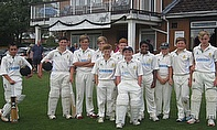 The Under 13s have emulated the Under 15s by becoming league champions this year