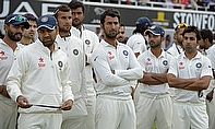 India were well beaten by England