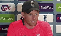 Eoin Morgan says that beating India was a 'huge achievement' for England