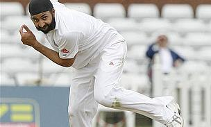 Audio Archive: England Spinner Monty Panesar