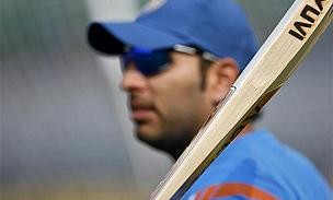 Yuvraj Singh Named In Indian Test Squad