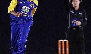 Dilshan Century Puts Sri Lanka Right In Charge