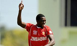 Zimbabwe Strike First In Tri-Series