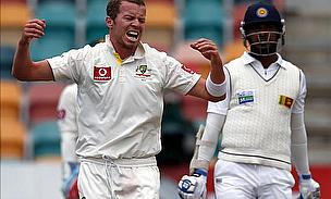 Siddle In, Harris And Warner Out For Australia