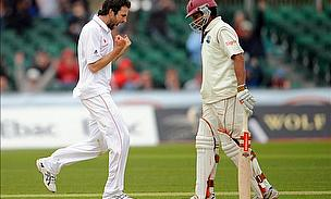 West Indies Lose Three Wickets In Second Innings